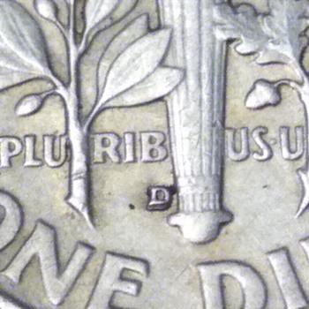 1961 d dime RPM - US Coins