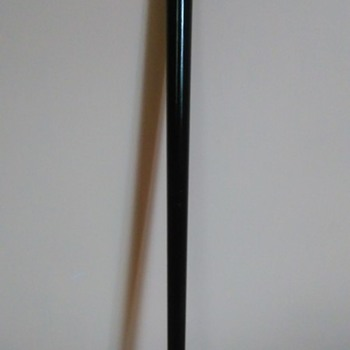 Ebonised stick - Accessories