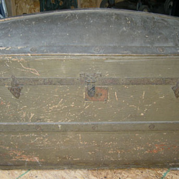 Dome Trunk according to Armand - Furniture
