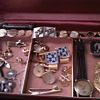 Grandfather's and Great-grandfather's cufflinks etc...