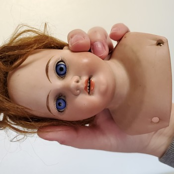 Grannie's Armand Marseille bisque doll - Dolls