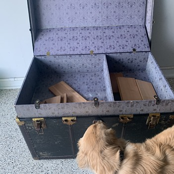 Trunk Identification and Restoration Advice - Furniture