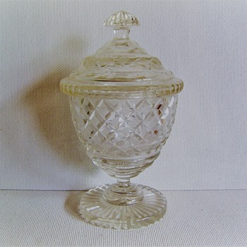 Bonbonnière - Glassware