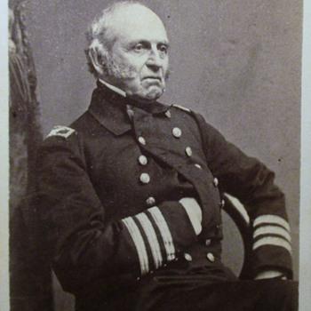 Capt George F. Pearson USN???