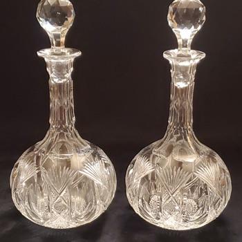 Possibly Gowens,kent decanter - Bottles