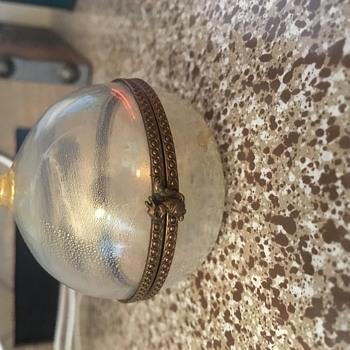 Odd Glass Orb - Art Glass