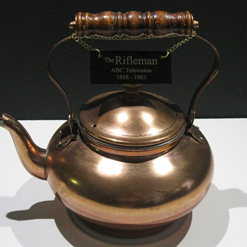 'The Rifleman'  .  .  . Copper Kettle