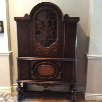 Mystery cabinet - Furniture