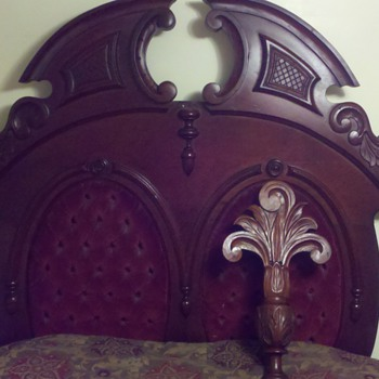 My Antique Bed  - Furniture