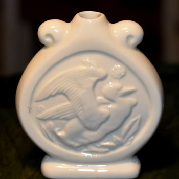 Minton Small Flask - Pottery