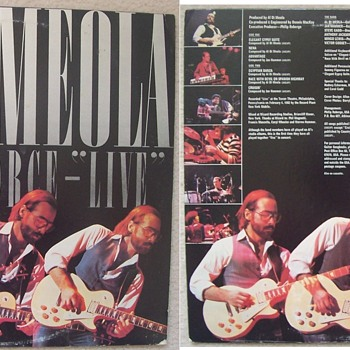 Al DiMeola! - Records