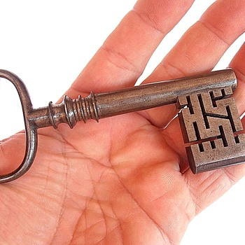 Antique key 1? - Tools and Hardware
