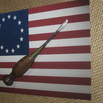 Cobbler's Tool  .  .  .  Revolutionary War Era - Tools and Hardware