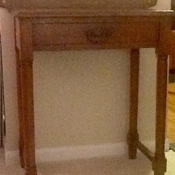 Oak Table - Furniture