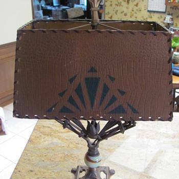 Art Deco table lamp - Lamps
