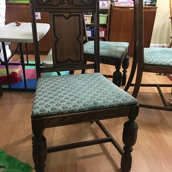 Thrift store find I fell in love with  - Furniture