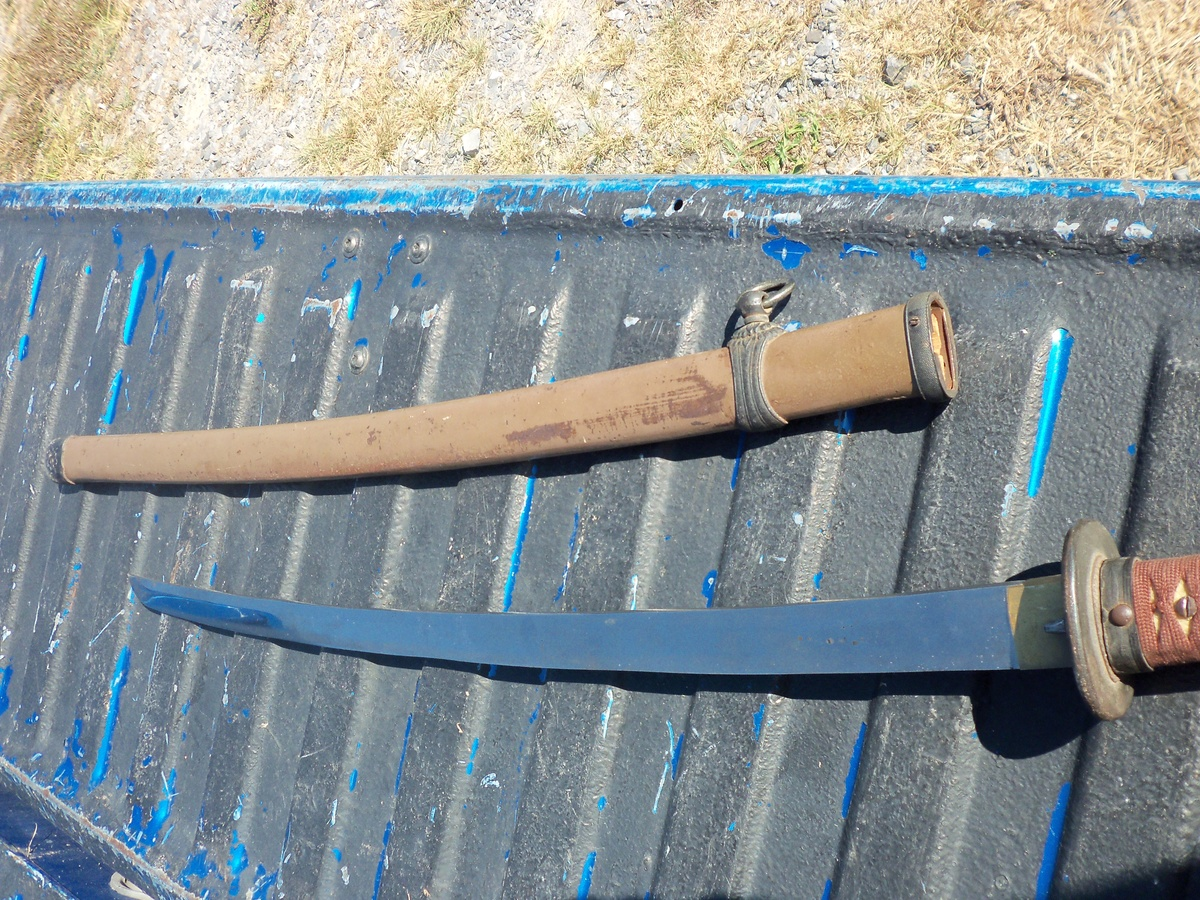 WWII Japanese Sword | Collectors Weekly