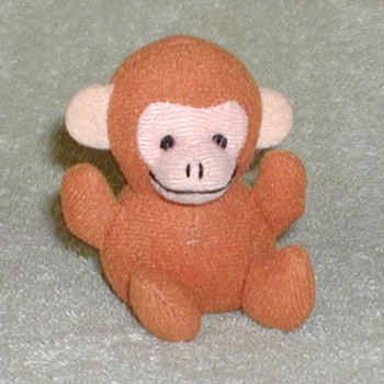 Circus Promotional Toy Monkey - Toys