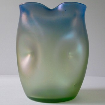 Loetz Luna c1900 - Art Glass