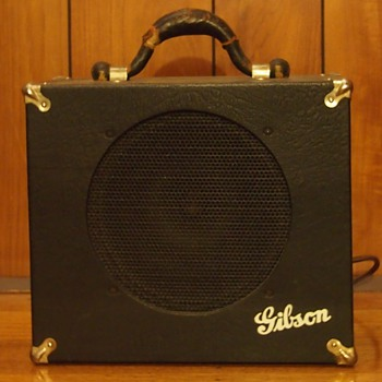 1936 Gibson EH100 Amplifier