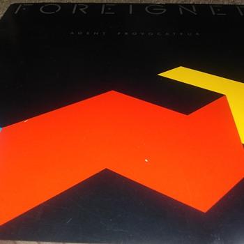 """12"""" VINYL DISC....#105 - Records"""
