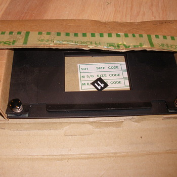 Photo Enlarger Negative Carrier? DURST? - What Do I have here