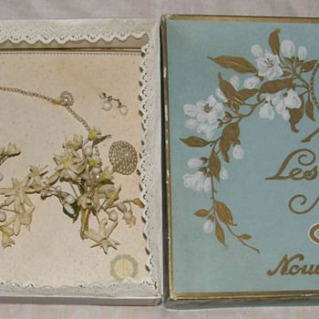1800's Victorian Wedding Crown,Wax orange blossom,