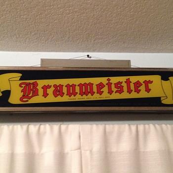 Braumeister fluorescent beer light