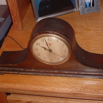 Circa 1940's Telechron - Clocks