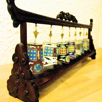 Rack of Chimes (Asian) - Asian