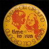 "1973 generation gap movie ""Time to Run"" Pinback Button"