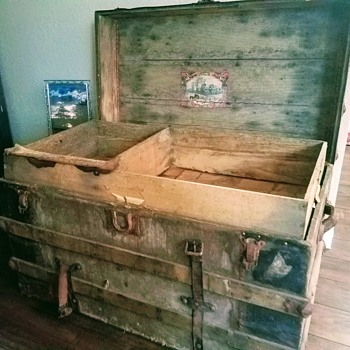 New to me chest - Furniture