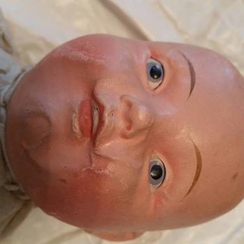 old baby doll  - Dolls