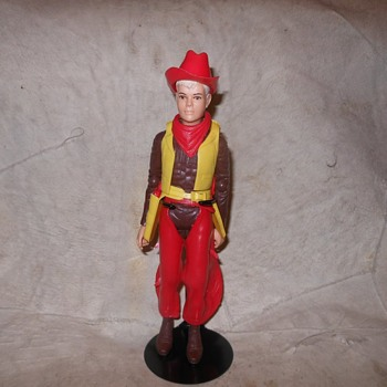 Marx Jay West Johnny West Adventures (JWA) Figure 1975 - Toys