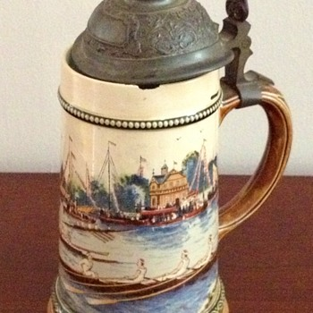 Antique beer stein? - Breweriana