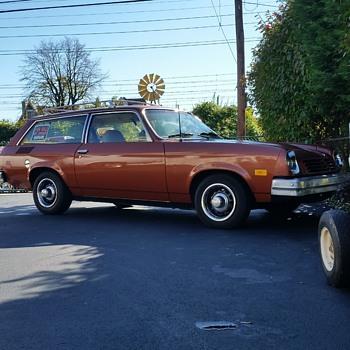 Chevy Vega - Classic Cars