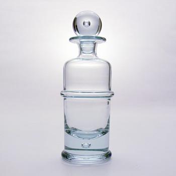 REGIMENT decanter, Sidse Werner (Holmegaard, 1972) - Art Glass