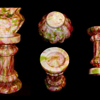 "Welz & Hosch Fairy Lamps - ""Heresy!"" they will scream from the rooftops!! - Art Glass"