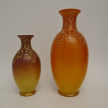 Early Loetz production - Persica - Pavonia ?? - Art Glass