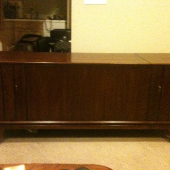 Rare Zenith Reel To Reel, Tuner and Record Player - Electronics