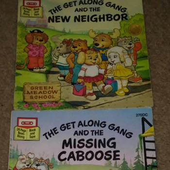 The get along gang books   - Books