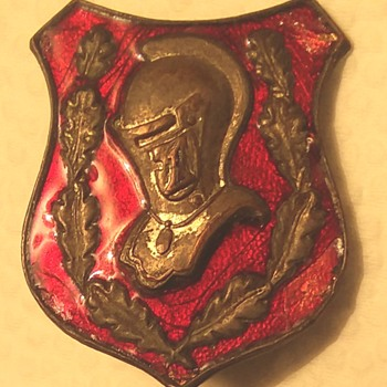 WW2 1st Medical Brigade  DUI - Military and Wartime
