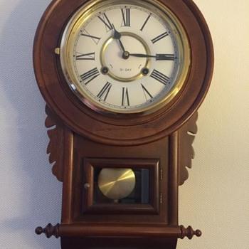 Anyone Tell Me Who Made this Clock? - Clocks