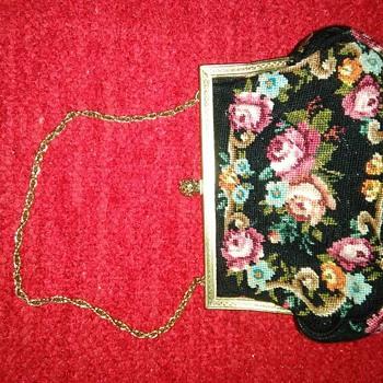 little vintage handbag