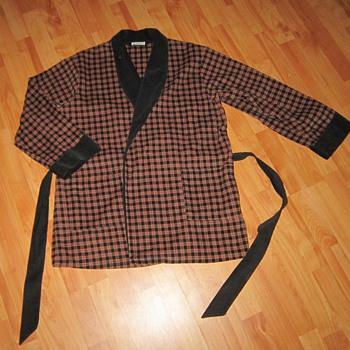 Men's 40's Smoking Jacket/Coat Weldon