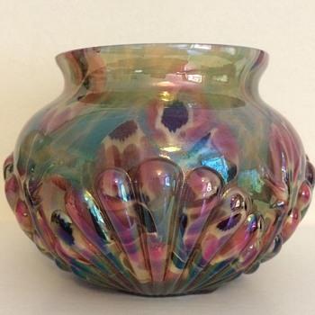 Czech Glass - Metal Molds - Art Glass