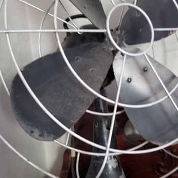Vintage metal electric fan - Tools and Hardware