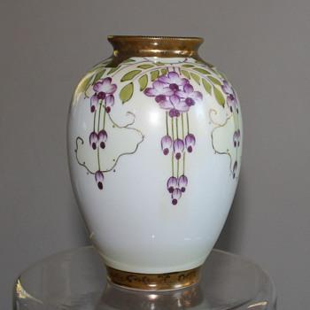 Made in Japan Vase - Probably Noritake 20s-30s - Asian