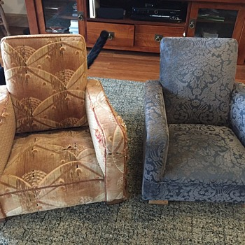 Vintage apprentice chairs or child armchair / lounge chairs? - Furniture
