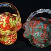 Baskets of color - Czechoslovakia